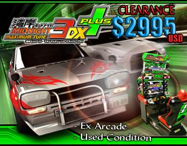 Maximum Tune 3DX+ Clearance