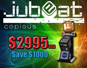 Jubeat Copious Sale