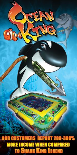 Ocean King Arcade